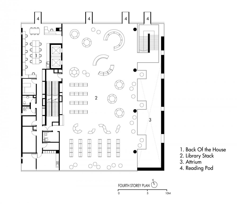 Architecture Photography Second Floor Plan 209625