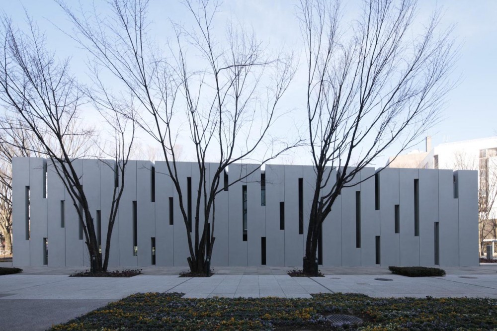 Mizuta Museum Of Art / Studio SUMO