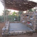 Children's Corner, Center for Rural Knowledge, Halwad / SABA (9) Southern facade