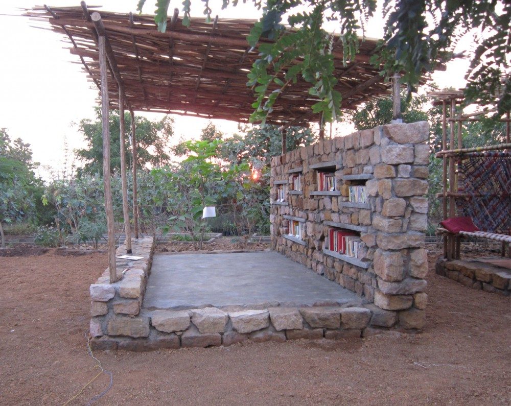 Childrens Corner, Center for Rural Knowledge, Halwad / SABA
