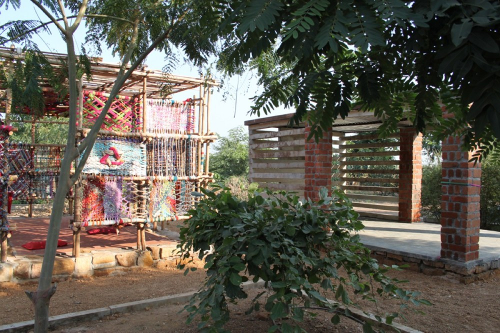 Children's Corner, Center for Rural Knowledge, Halwad / SABA