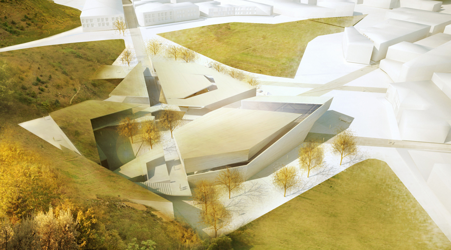 Museum Santiago Ydáñez Proposal / Matteo Cainer Architects