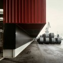 Docks In Aviles Port / [baragano] Courtesy of the architects