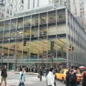 Preservation Efforts for the 510 Fifth Avenue Manufactures Trust Company Bank Branch Manufacturers Trust Company by SOM © Landmarks Preservation Commission