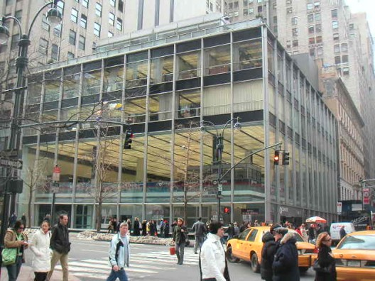 Manufacturers Trust Company by SOM  Landmarks Preservation Commission