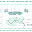 Europan 11 Proposal: Infrastructural Archeaology (7) buried infrastructures diagram