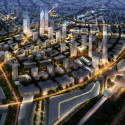 Beijing Bohai Innovation City (2)  SOM