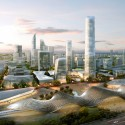 Beijing Bohai Innovation City (3)  SOM