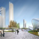 Beijing Bohai Innovation City (4)  SOM