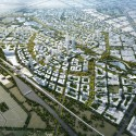 Beijing Bohai Innovation City (1)  SOM