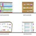 SuZhou 133: BaiTang One Kindergarten Project (9) unit elevation