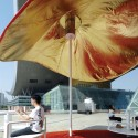 Ultralight Centrifugal Pavilion / Clavel Arquitectos (3)  Cristbal Palma
