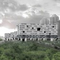 Affordable Housing Proposal (1) Courtesy of FangCheng Architects