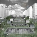 Affordable Housing Proposal (2) Courtesy of FangCheng Architects