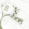 Sports Complex and Urban Re-design (4) site plan