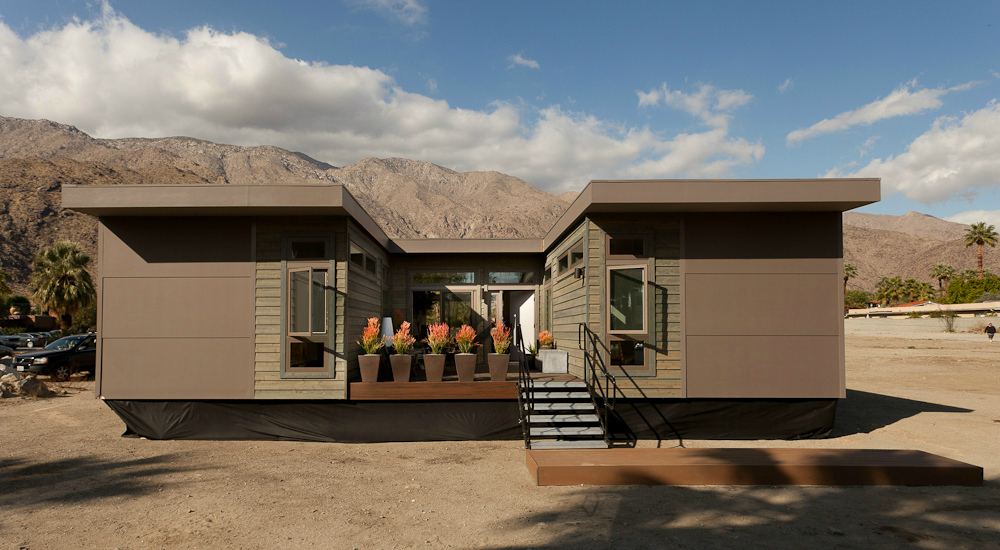 LivingHomes C6: Affordable, Sustainable and Prefabricated