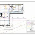 technical basement plan technical basement plan