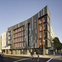 Richardson Apartments / David Baker + Partners © Bruce Damonte