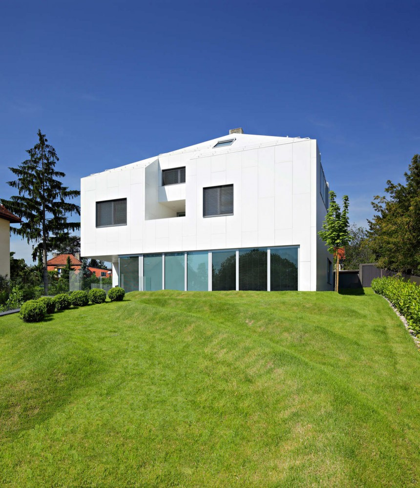 Tuskanac Residence / DVA Arhitekta