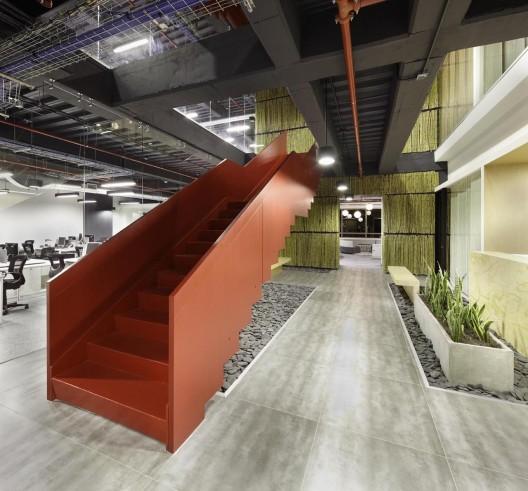 Jwt bogot headquarters aei arquitectura e interiores archdaily - Arquitectura interior ...