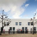 Paredes School Center / Atelier Nuno Lacerda Lopes © Nelson Garrido
