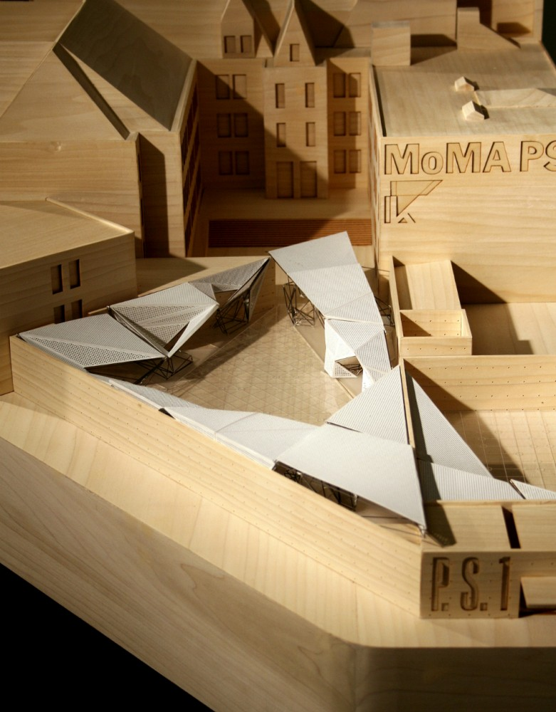 2012 MoMA PS1 YAP Runner-Up: The Mechanical Garden / Ibaez Kim Studio