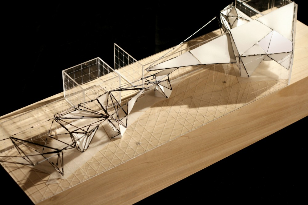 2012 MoMA PS1 YAP Runner-Up: The Mechanical Garden / Ibañez Kim Studio