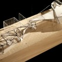 The Mechanical Garden / Ibaez Kim Studio (7) Model Detail - Courtesy of Ibaez Kim Studio