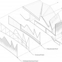 Research and Technology Innovation Park / Brooks + Scarpa (12) Axon Diagram