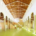 Refurbishment Of An Old Marketplace / Miquel Marine Nez, Cesar Rueda Bon/  Jos Hevia