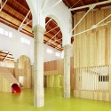 Refurbishment Of An Old Marketplace / Miquel Marine Núñez, Cesar Rueda Boné/ © José Hevia
