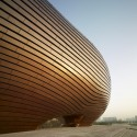 Ordos Art & City Museum (3) © Shu He
