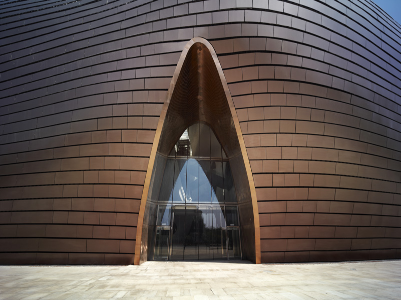 Ordos Art &#038; City Museum / MAD Architects