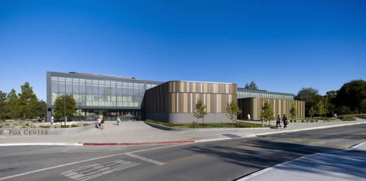 West Valley College Steinberg Architects Archdaily