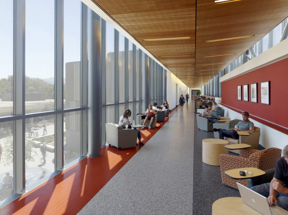 West Valley College / Steinberg Architects