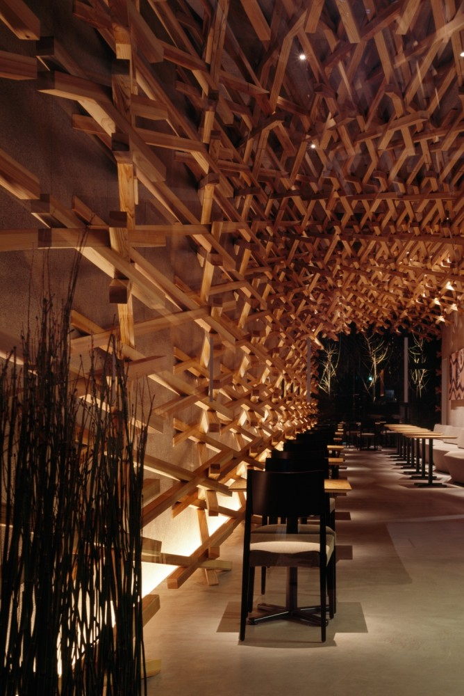 Starbucks Coffee / Kengo Kuma &#038; Associates