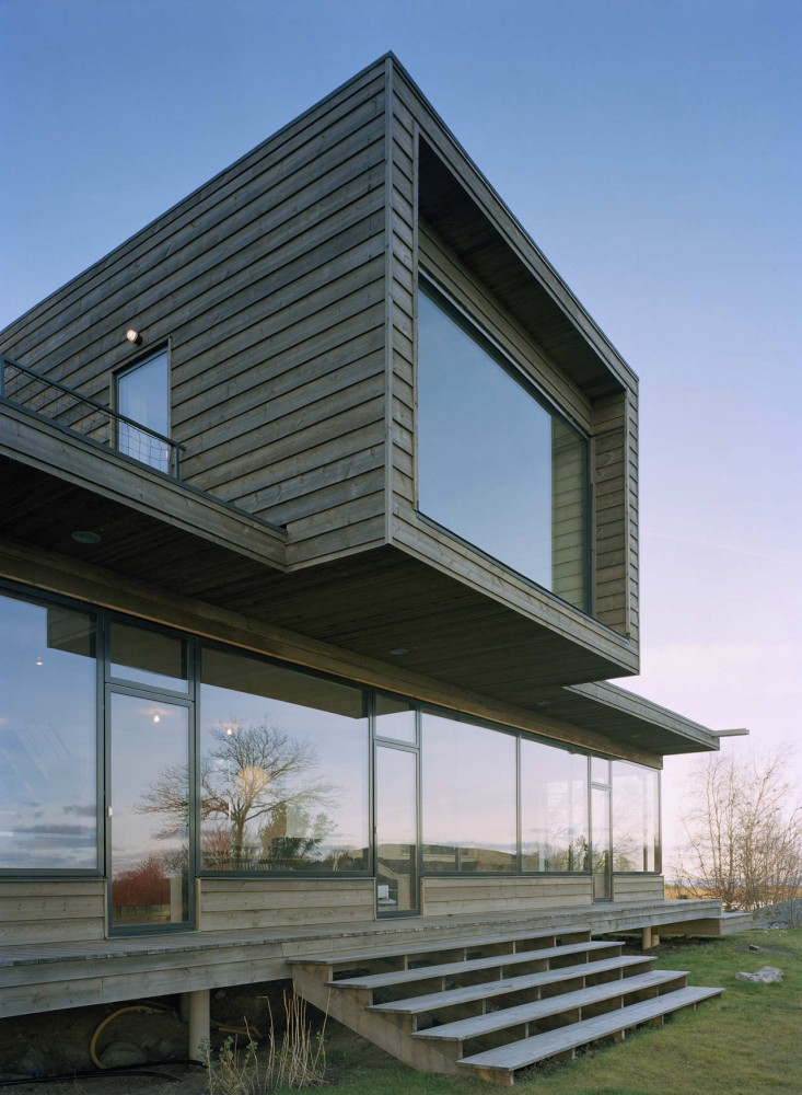 Villa Plus / Waldemarson Berglund Arkitekter