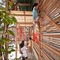 Klong Toey Community Lantern / TYIN Tegnestue Architects © TYIN Tegnestue Architects