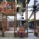 Klong Toey Community Lantern / TYIN Tegnestue Architects © TYIN Tegnestue Architects