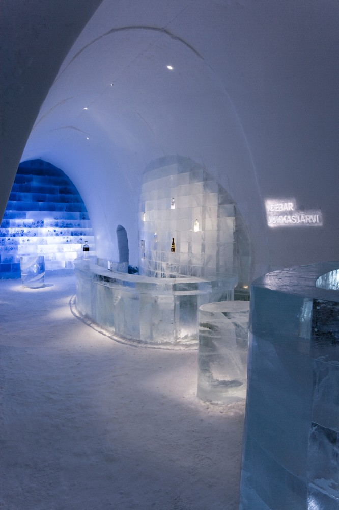 ICEHOTEL / Art &#038; Design Group