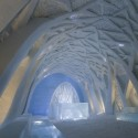 ICEHOTEL / Art &amp; Design Group (19) Photo: bigben.com . Artists: Liliya Pobornikova &amp; Viktor Tsarski