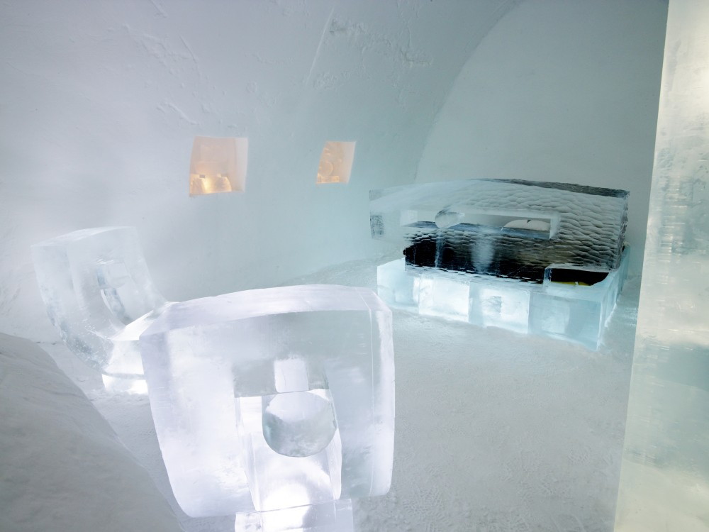 ICEHOTEL / Art & Design Group