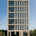 Office Building On Leninsky / Sergey Tchoban, Sergey Kuznetsov Courtesy of Sergey Tchoban & Sergey Kuznetsov