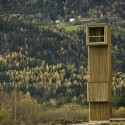 Seljord Watch Tower / Rintala Eggertsson Architects © Dag Jenssen
