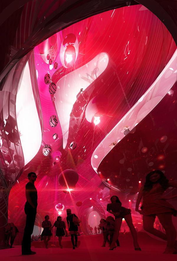 Night Club Hotel in Hong Kong: BUBBLE X / vGH Company