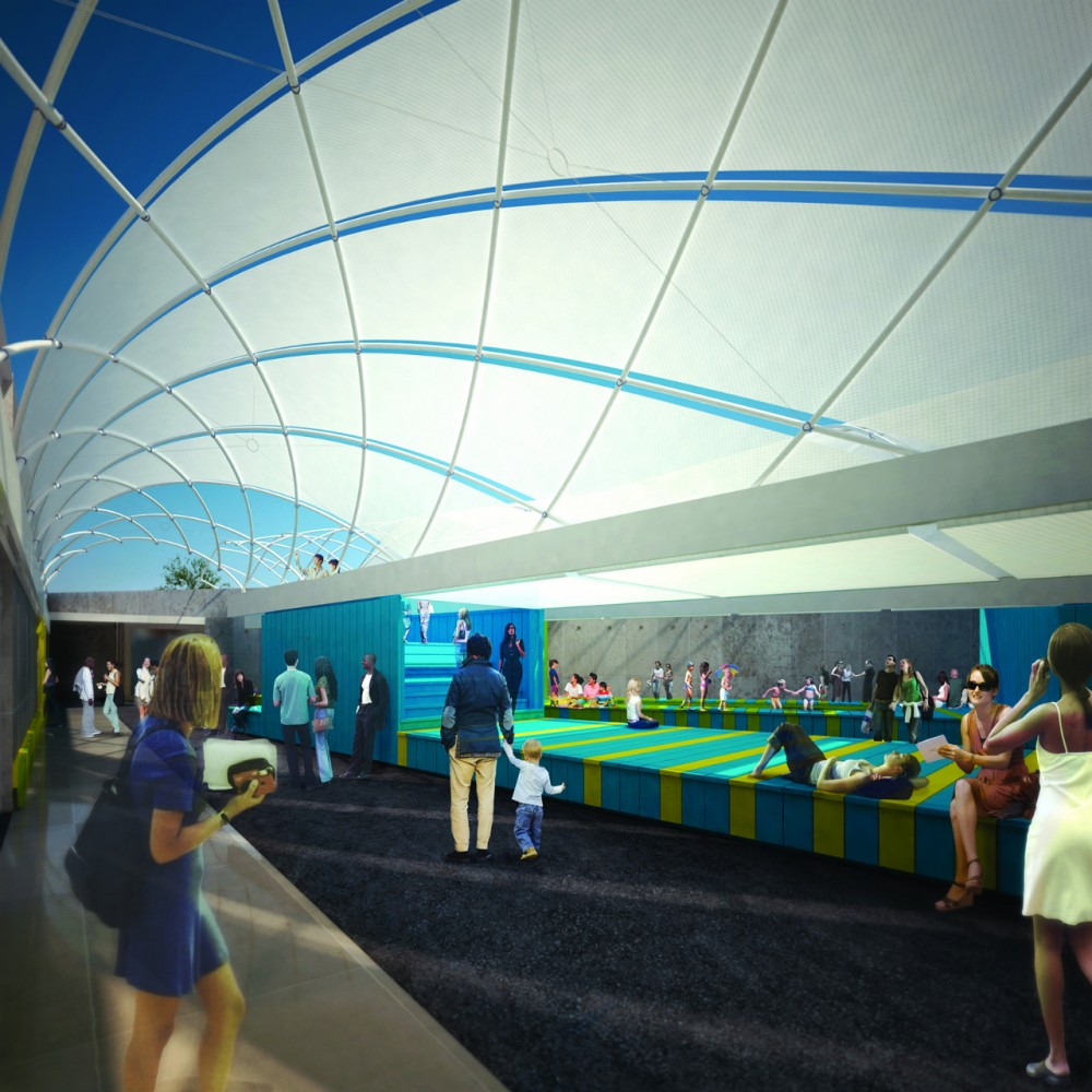 2012 MoMA PS1 YAP Runner-Up: Coney Inland / Cameron Wu