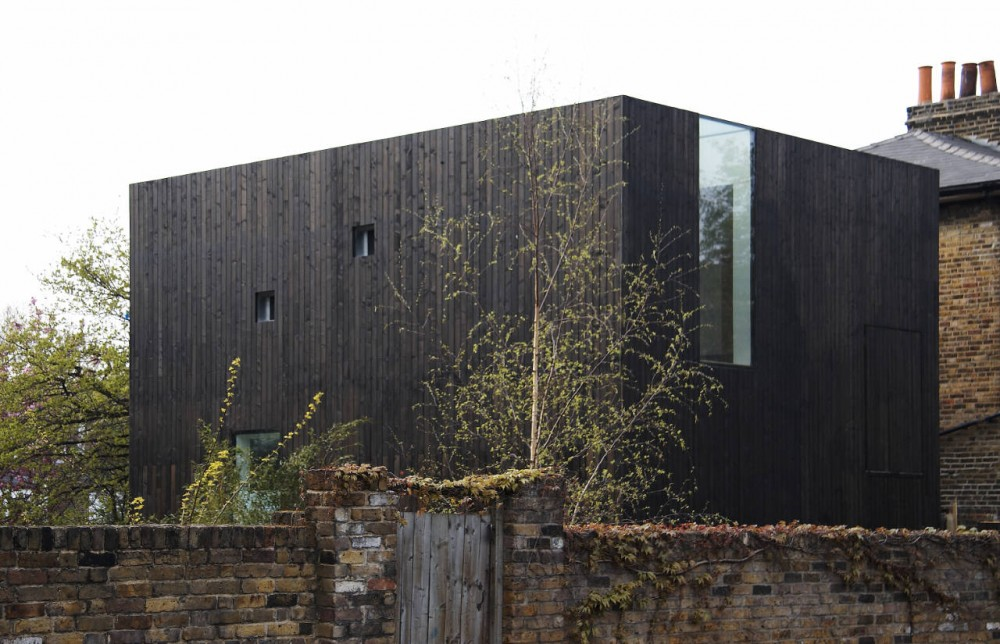 Sunken House / Adjaye Assocates