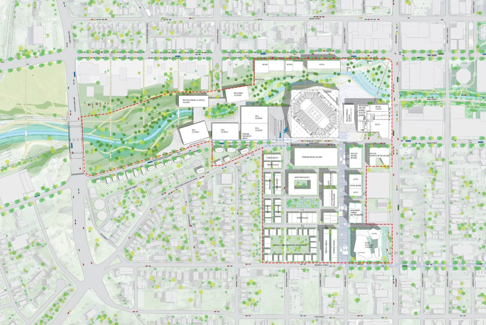 Space Group Completes Lexington Master Plan