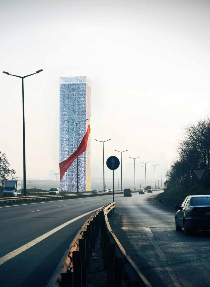 TAO Office Tower / Suyabatmaz Demirel Architects