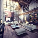 Goksu Rope Factory Lofts (7) Courtesy of  Suyabatmaz Demirel Architects